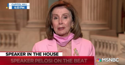 Pelosi says President Trump's insults help her raise money: 'Every knock from him is a boost for me'