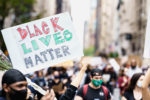 Justice cites Black Lives Matter protesters for trespassing