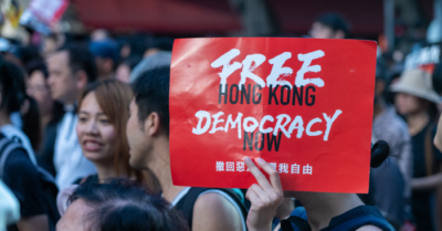 CCP plans to completely end democracy in Hong Kong, only CCP members will be allowed to participate in politics