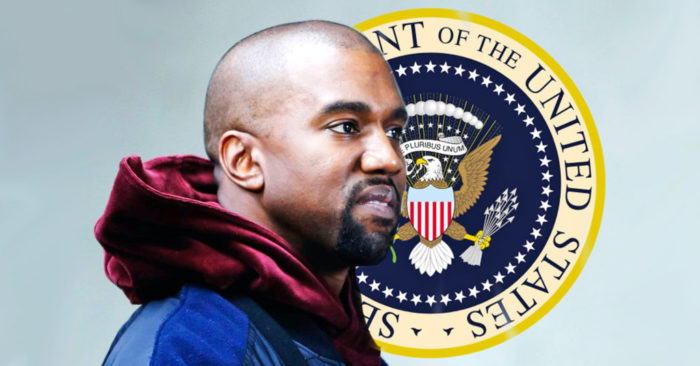 Kanye West announced presidential candidacy too late for ballot in six states says Democrat Max Burns