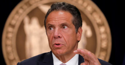 New York: Democratic governor refuses to investigate CCP Virus deaths