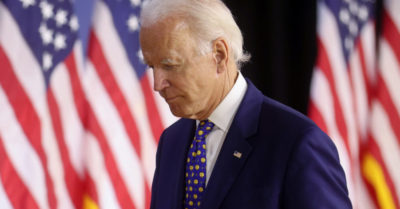 Firearms industry will go bankrupt if Joe Biden has his way on gun control says report
