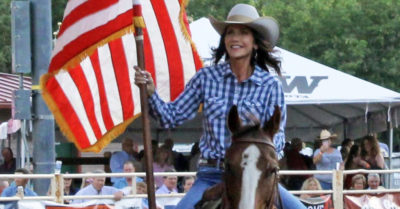 Gov. Kristi Noem: South Dakota will not accept any 'illegal immigrants'