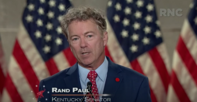 Sen. Rand Paul will send GOP report on Bidens investigation to DOJ for criminal probe