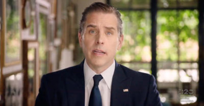 Hunter Biden is sued for influence-peddling in favor of a company linked to the CCP