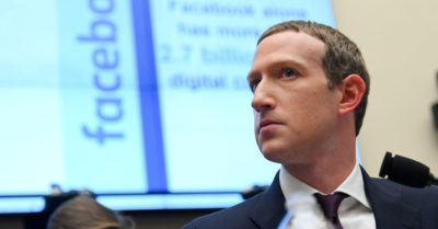 Voters' group filed suit against Mark Zuckerberg for funding election interference