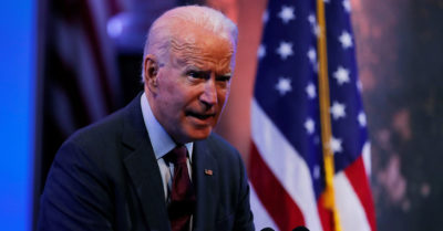 Biden's campaign upset with Facebook because it doesn't censor Trump ads enough