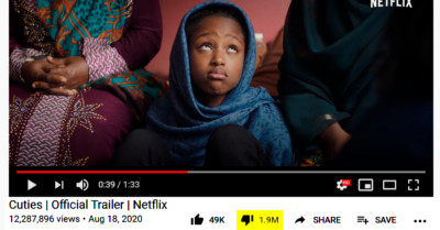 More US congressmen unite against the Netflix film 'Cuties': accuse it of promoting pedophilia