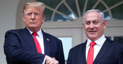 Up to nine more Arab nations will join Israel Peace Agreement says President Trump