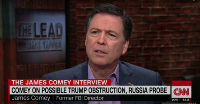 James Comey dodges questions on Steele dossier source: 'I haven't read what they put out'