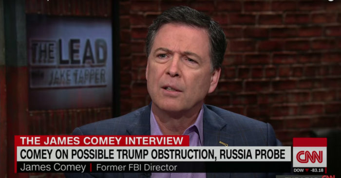 James Comey dodges questions on Steele dossier source: 'I haven't read what  they put out' | The BL