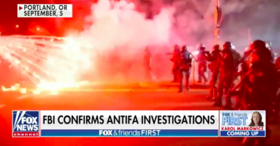 Biden calls Antifa just 'an idea' during first presidential debate, the president shot back 'You have got to be kidding'