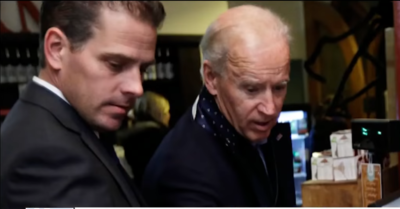 Biden increasingly cornered: FBI confirms it has Hunter's hard drive and emails are not part of a Russian disinformation campaign