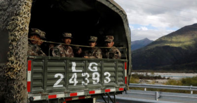 Indian army arrests Chinese soldier on Indian territory