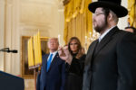 Top Jewish leaders support President Trump in US election