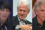 Ghislaine Maxwell hid compromising Bill Clinton tapes so as not to hurt Hillary during the election