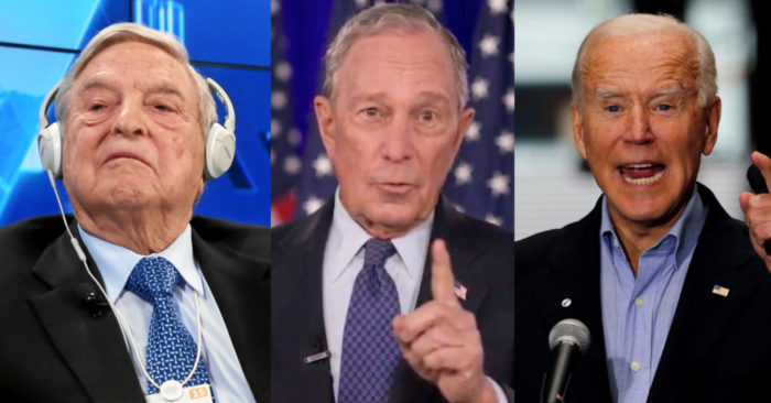 George Soros behind Bloomberg's payments so that Florida criminals can vote   The BL