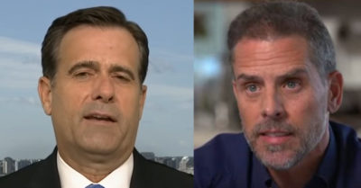 Hunter Biden's corruption scandal 'is not part of a Russian disinformation campaign,' says director of national intelligence