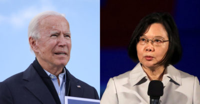 Defense experts view Joe Biden's foreign policy over Taiwan with concern