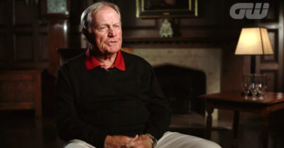 Golf legend Jack Nicklaus announces presidential endorsement