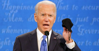 Democratic presidential nominee Joe Biden admits he would end the oil industry and ban fracking