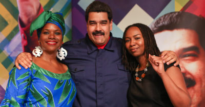 The contradiction of Black Lives Matter: Claims to defend civil rights, but supports Maduro's brutal dictatorship