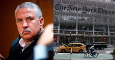 New York Times journalist complicit in corruption and election fraud