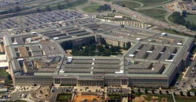 The left threatens to transform the Pentagon into an army against the controversial 'Climate Change'