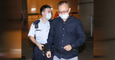 New victim of the CCP's security law: Hong Kong journalist arrested
