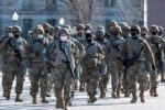 Drive-by shooter aims at National Guard troops in Minneapolis, 2 injured