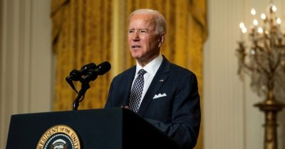 Biden is turning the US into a 'totalitarian state,' alarms renowned author
