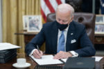 Biden expands rights of felons: Signs executive order allowing the vote