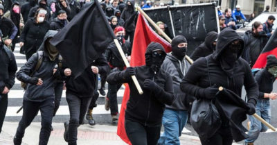 New Harvard-Harris poll: 71% of Americans consider Antifa a 'domestic terrorist group'