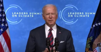 Biden moves forward with 2030 agenda: Pledges 50% reduction in 'greenhouse' gas emissions