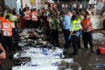 Tragedy in Israel: At least 45 killed, 150 injured in human stampede