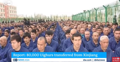 Chinese Communist regime promotes trade in Uighurs as slaves for rural labor