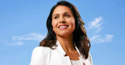 Americans must reject 'divisive' race politics because we are God's children says former Congresswoman Tulsi Gabbard
