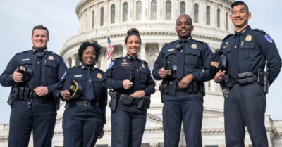Capitol Police ordered not to adopt most aggressive riot response says report