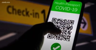 Digital vaccine passport to be piloted in California