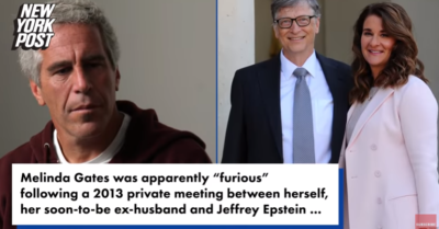 Melinda Gates 'furious' after meeting with Jeffrey Epstein