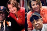 Speaker Nancy Pelosi wishes Willie Mays Happy Birthday with botched photo
