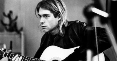 The FBI declassified information about the death of Nirvana singer Kurt Cobain.
