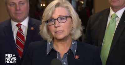 Republicans 'Are Fed Up': Rep. Liz Cheney could be ousted from GOP leadership next week