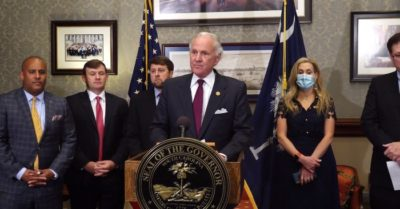 South Carolina Governor orders end to federal pandemic unemployment programs by late June