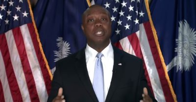 Texas Democratic Party leader resigns, apologizes after calling Sen. Tim Scott an 'oreo'