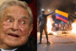 Colombia: George Soros relies on violent riots to advance his globalist agenda