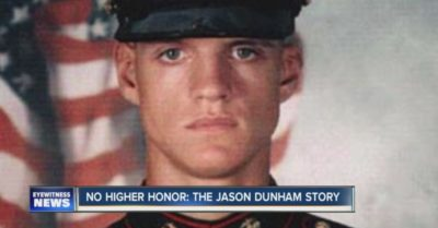 Jason Dunham's Medal of Honor legacy continues to inspire Americans, honored in a new documentary
