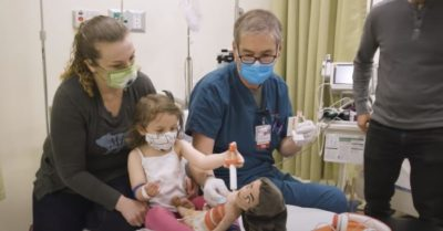 Children aged under 5 join clinical trial to minimize CCP Virus side effects