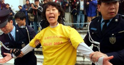 US sanctions official again for involvement in persecution of Falun Gong practitioners