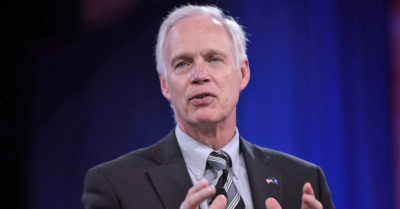 Biden's Green New Deal promotes cyberattacks on US power grid, says Sen. Ron Johnson